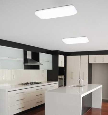 Plafones leds para cocina artel iluminaci n - Plafones led para cocina ...